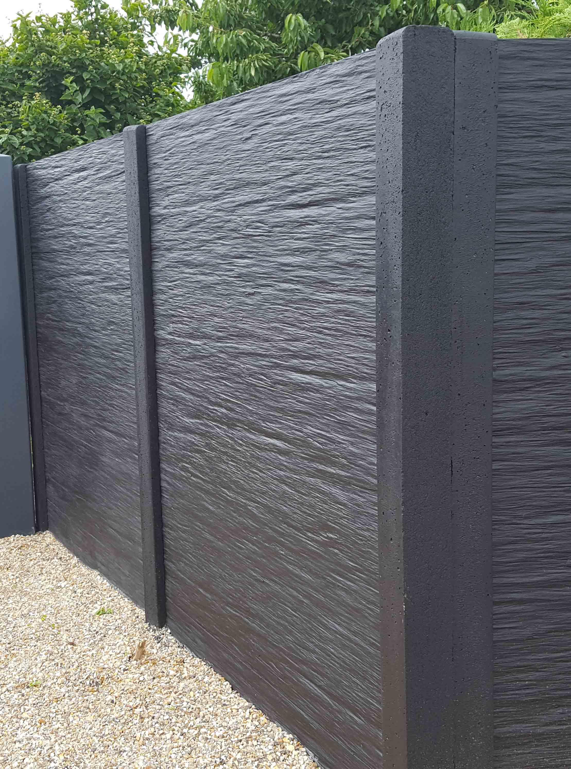 Prix D Un Mur De Cloture En Plaque De Beton nos produits en béton préfabriqué - société méhat